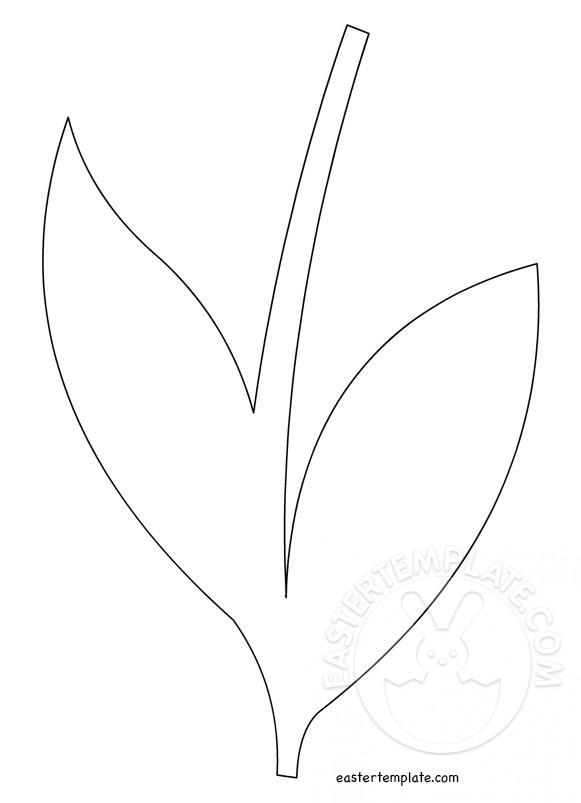 Stem Template. flower stem template image search results. flower stem ...