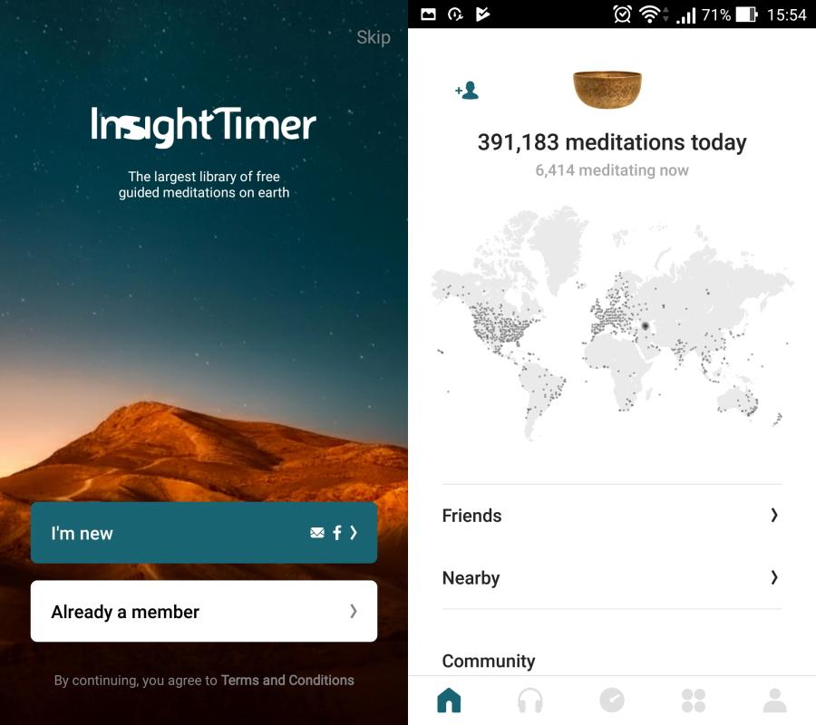 瞑想習慣化おすすめデバイスアプリ