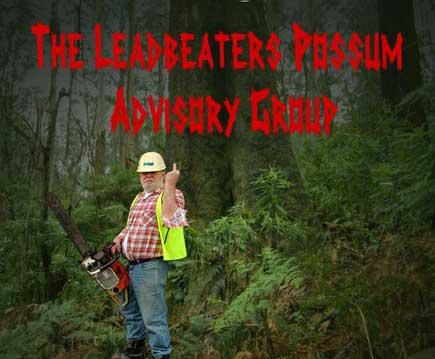 Leadbeater's Possum Advisory Group (LPAG)