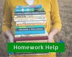 button to view homework help