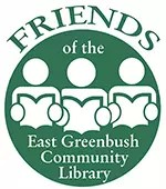 Friends of the East Greenbush Community Library logo