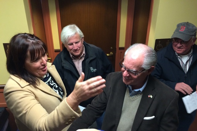 Isaacs, Schwager, Cienki Win Seats On Council With Newcomers Todd, Stone