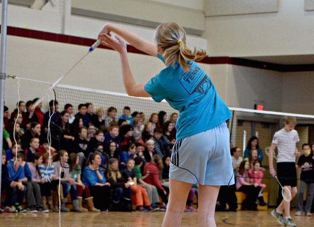 Cole's Badminton Tourney: Shuttlecock Spectacular