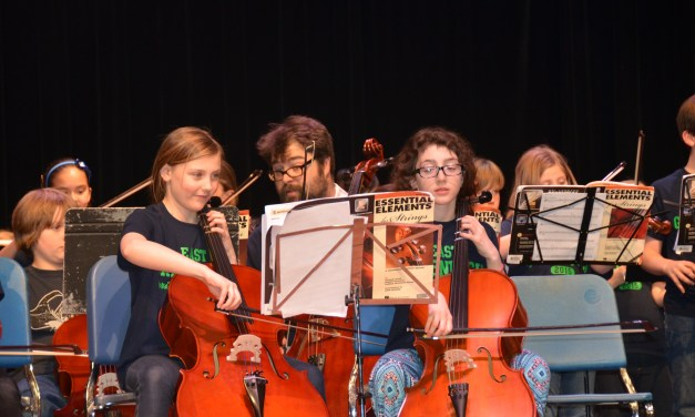 'String Fling' Showcases Music Students From 4th through 12th Grade
