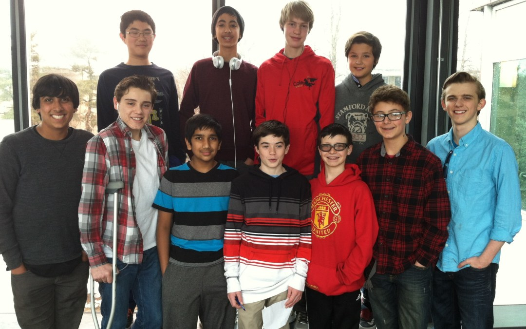 Cole Chess Team Continues Its Winning Ways