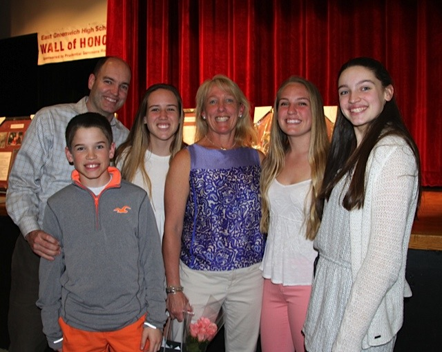 EGHS Wall of Honor Ceremony: Memories, Inside Jokes, a Tear or Two