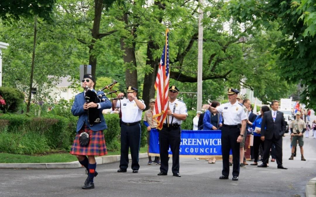 Police, Fire Honor Guards Skip Parade