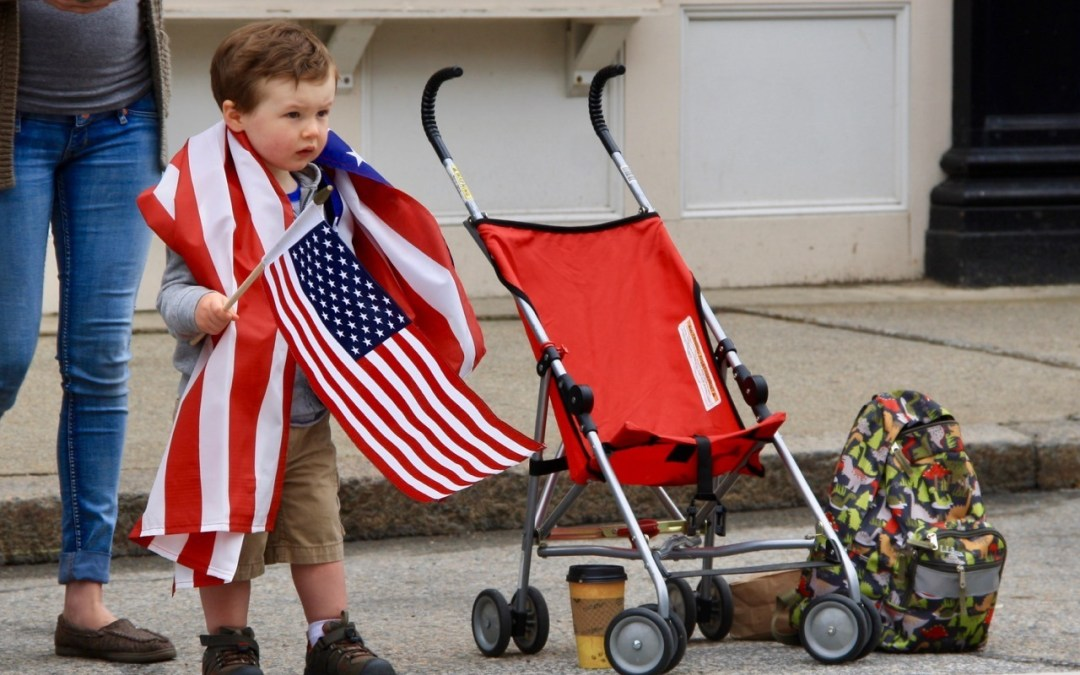 2018 Memorial Day Parade In Photos, Video