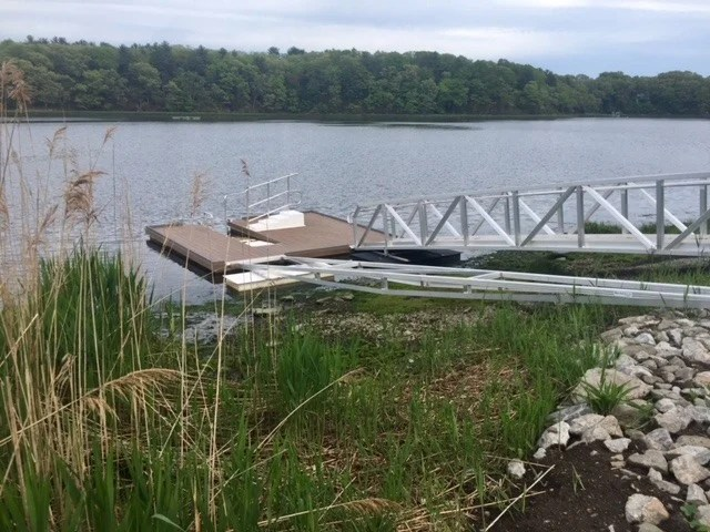 Scalloptown Park Now Features Kayak Dock