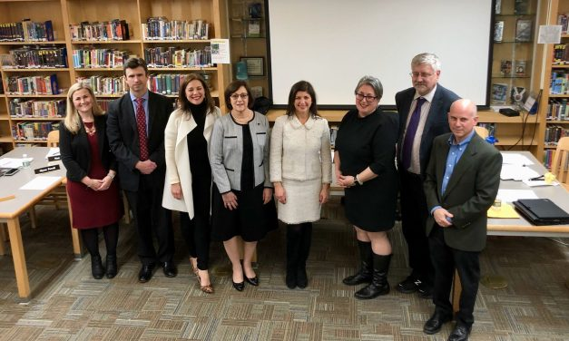 Outgoing School Committee Members Reflect on Tenures