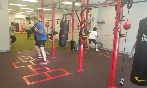 Boxing Gym Fights Parkinson's Disease With Fists Up