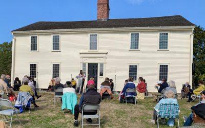 Smith's Castle Recognizes Slave History