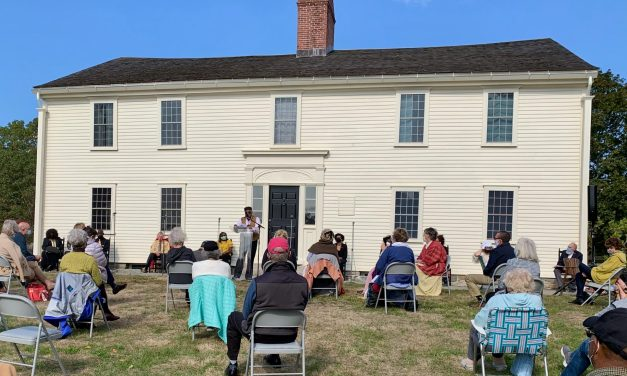 Smith's Castle Recognizes Slave History