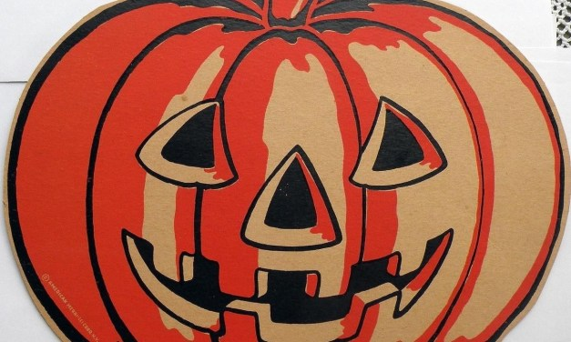 Remembrance of Hallowe'ens Past