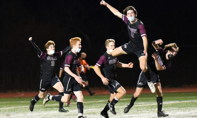 Boys Soccer: DII State Champs with 1-0 Win Over Mt. Hope