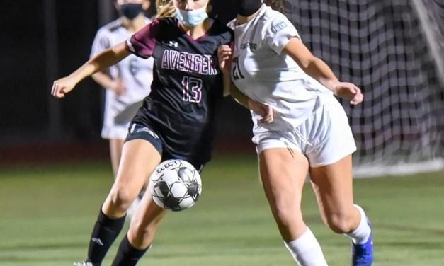 Girls Soccer: EG Shuts Out Chariho, 3-0