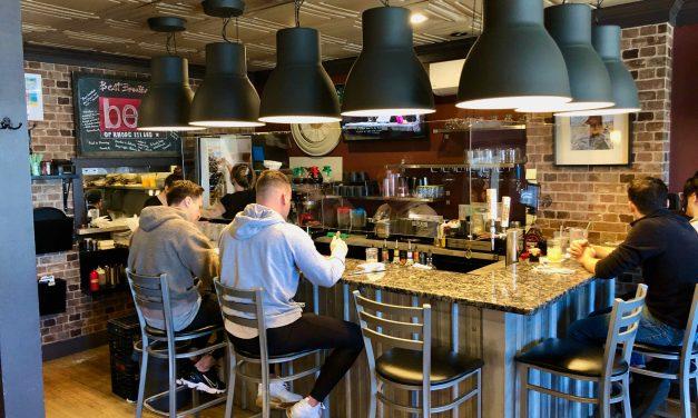 Restaurants Start to Breathe Again