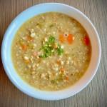 EG Eats: Tio Mateo's Turkey Barley Soup