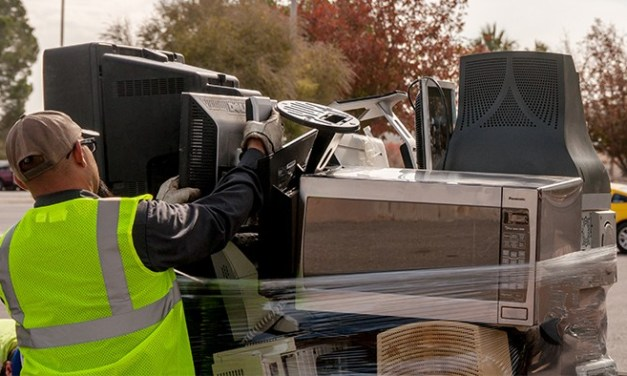 Electronics Recycling Event Set for April 24