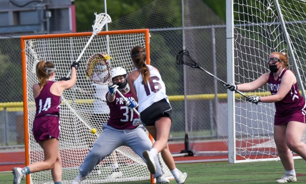 Girls LAX:EG Falls to Prout In Tightly Contested Game