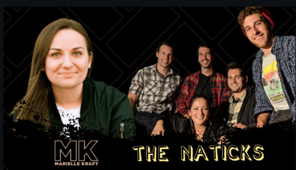 Local Talent Kraft & Naticks Pitch In to Help Odeum