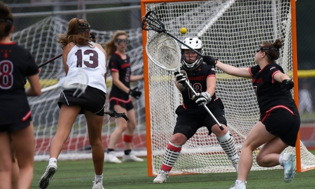 Girls Lacrosse: 15-4 Senior Night Win Over Narragansett