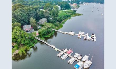 This Week in EG Real Estate: Boat Slips & Backyards