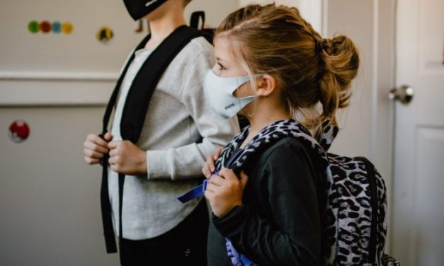 Op/Ed: Mask Our Children
