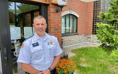 Bob Siple Is EGPD's New Deputy Chief