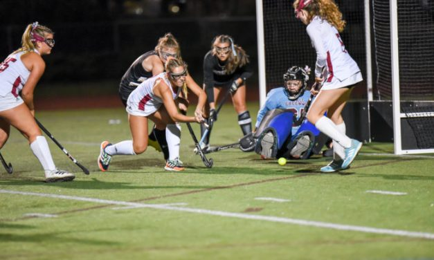 Field Hockey: 3 Final Wins for Division I Title