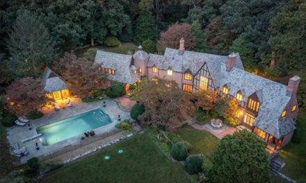This Week in EG Real Estate: $2.695 Million Cowesett Estate
