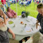 Friends New & Old Come Together at Community Meal