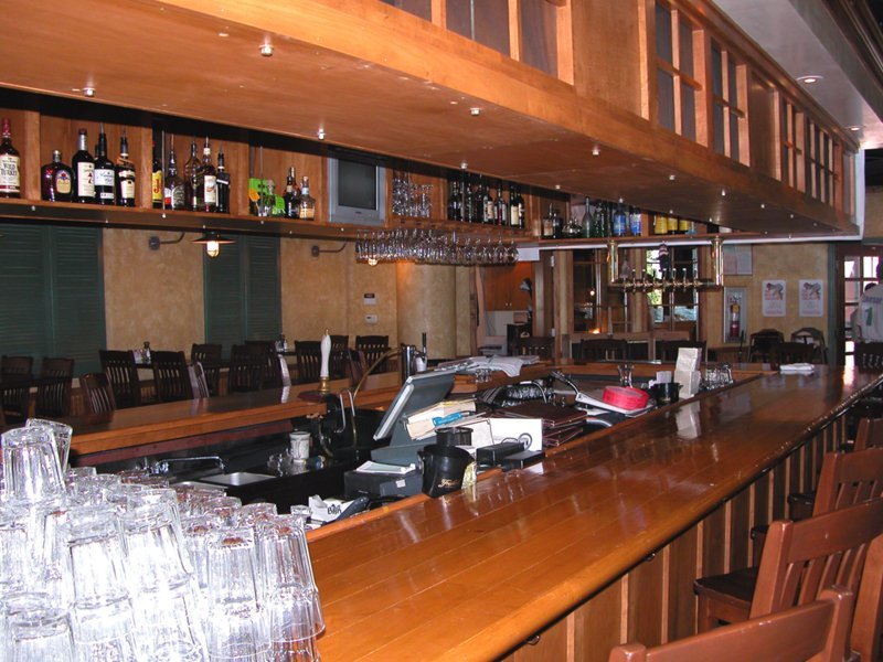 Boscos Restaurant Bar