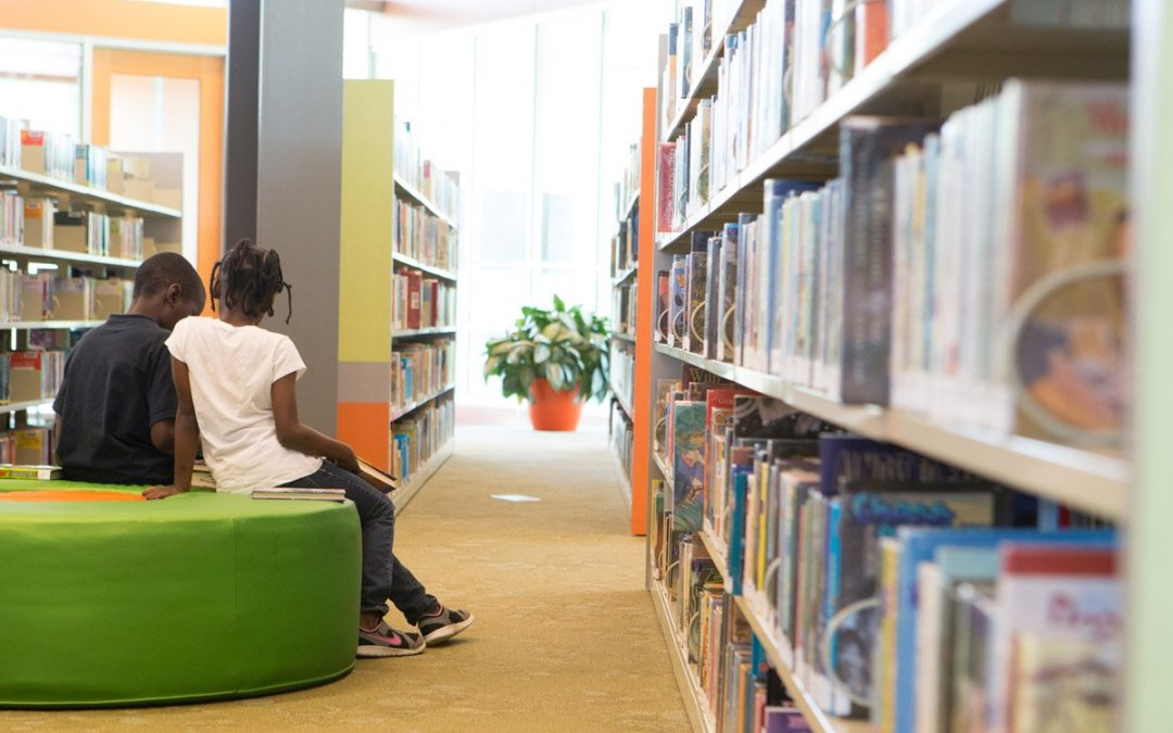 Pine Bluff Library Selects East Harding Construction to Build New Facility