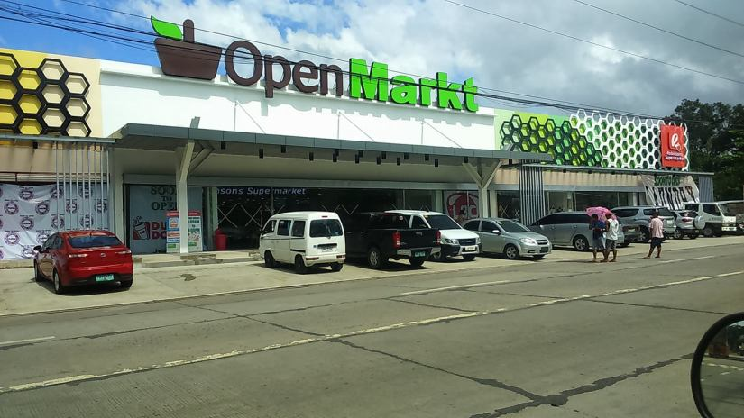 RObinsons Open Markt Mansilingan Bacolod Near East Homes