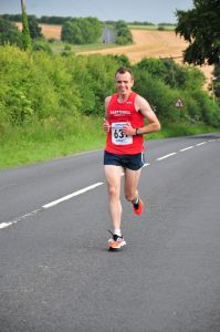 Mike Hargreaves - Walkington 10k