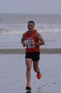Mike Petersen Gunning For The Finish Line