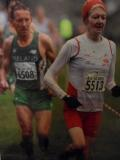 During race