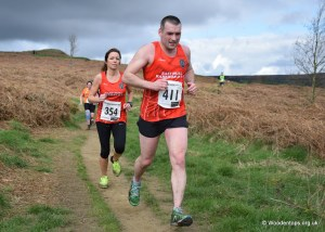 Baildon Boundary Way - Chris Sumpton and Sara Rookyard