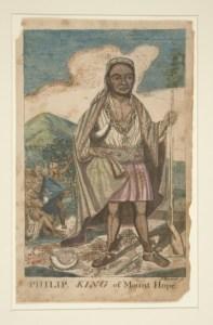 Metacomet or King Philip