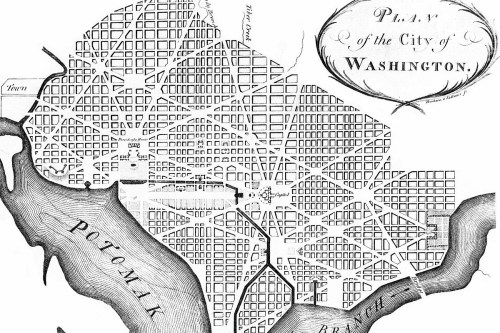History of Washington DC