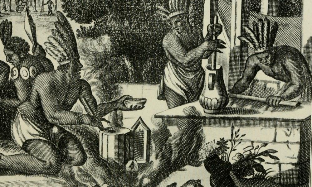 History of Chocolate