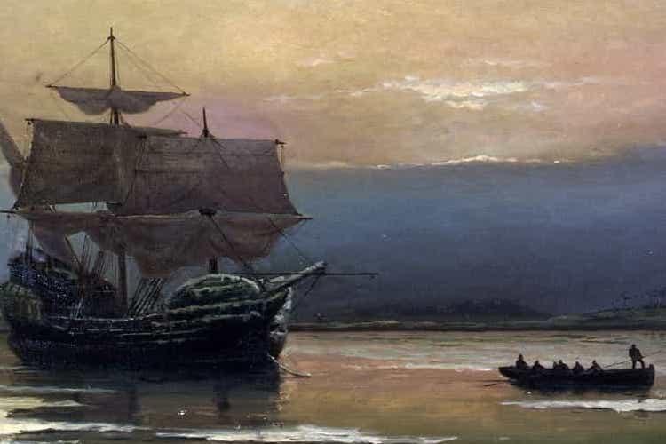 William Mullins Mayflower