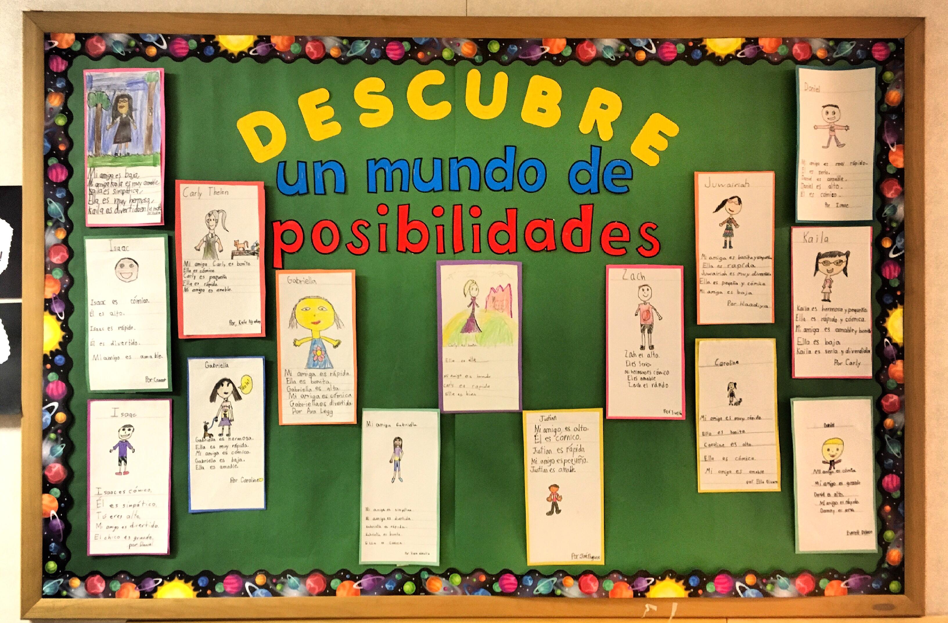 Preschool 3rd Grade Spanish