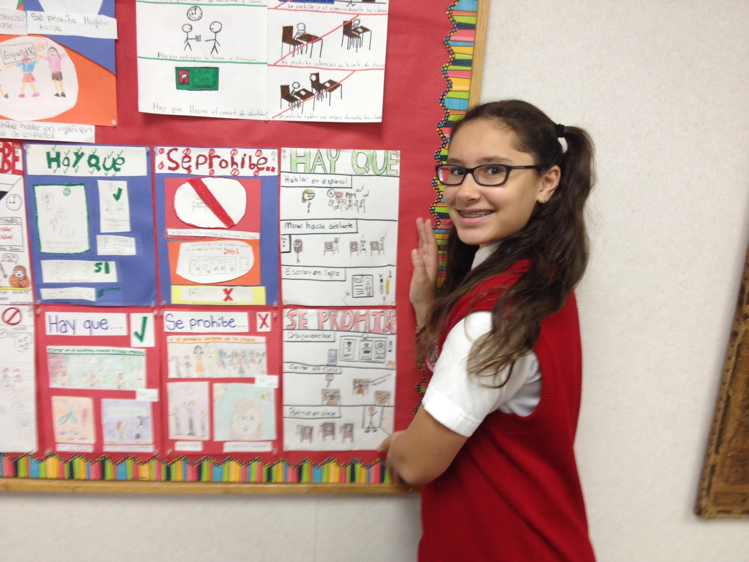 Spanish 4th 8th Grade