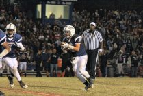 #6 Albert Molina/RB hits the opening created by his Big O-Line.