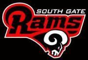 South Gate Rams Logo