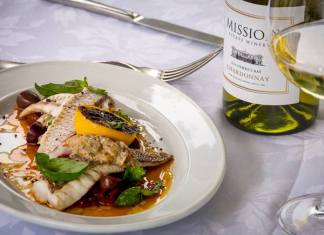 Recipe Sardines with eggplant and tomato ragout