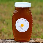 East Line Ranch Organic Honey