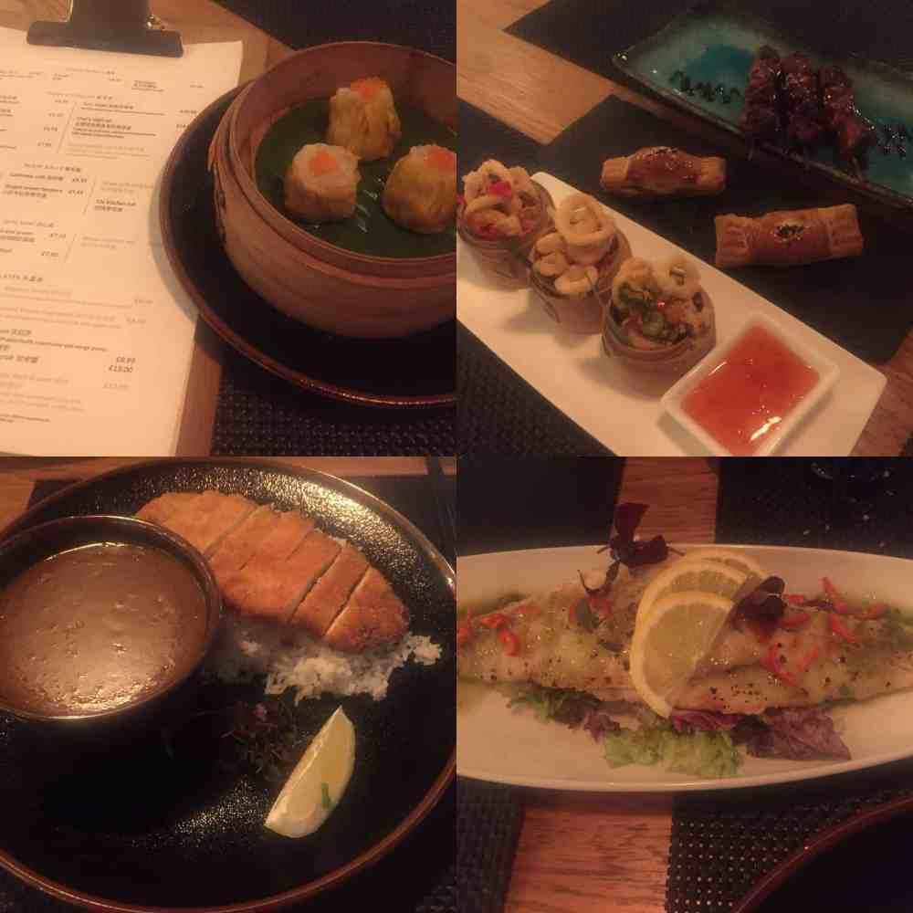 Chi Kitchen: Pan Asian Cuisine in Bond Street